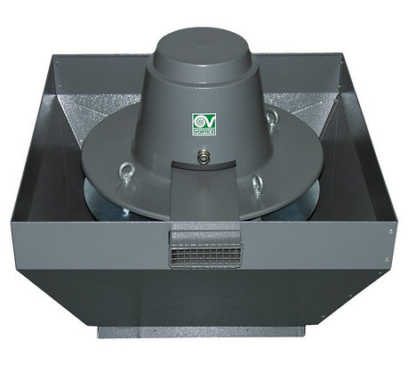 Крышный центробежный вентилятор TRM 15 ED-V 4P, фото 2