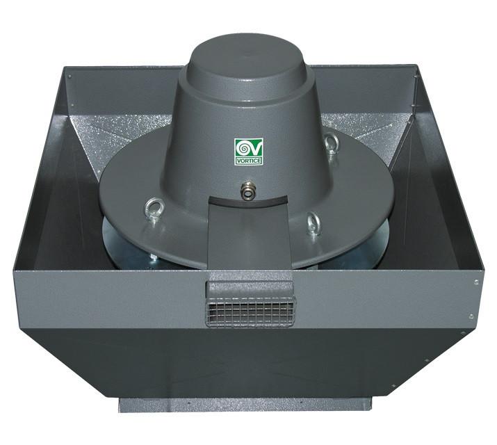 Крышный центробежный вентилятор TRT 100 ED-V 8P