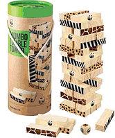WWF Падающая башня Миомбо