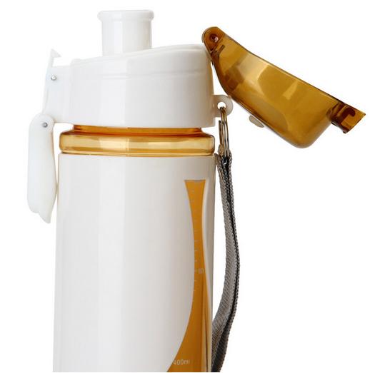 Бутылочка для воды ZANNUO 400 мл, емкость для воды - фото 4