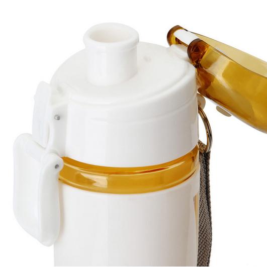 Бутылочка для воды ZANNUO 400 мл, емкость для воды - фото 5