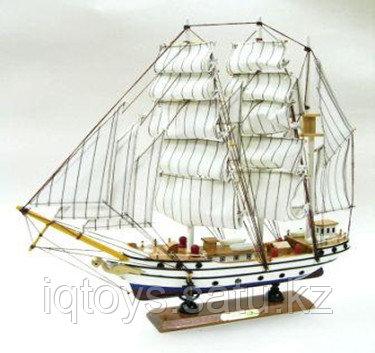 Сборная деревянная модель GOOD HAND Барк Gorch Fock (1:250)