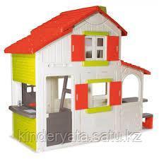 Smoby: 2-х этажный коттедж для друзей 320023