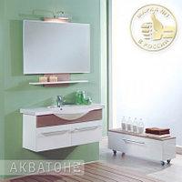 Мебель для ванной комнаты Акватон Логика