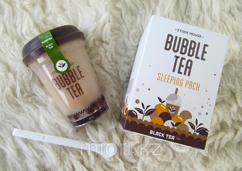 Bubble Tea Sleeping Pack Black Tea [Etude House]