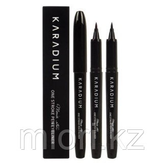 Подводка фломастер Karadium Like a Movie Star One Stroke Pen Eye Liner