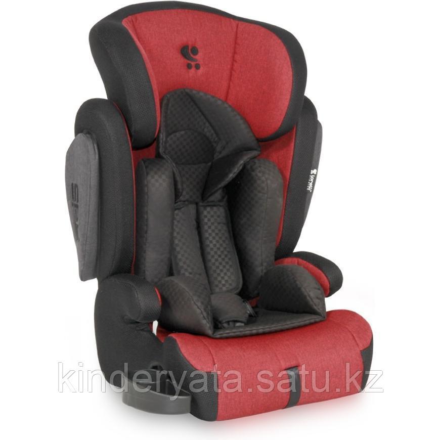 Автокресло Bertoni Omega 9-36 кг Red Black 1733