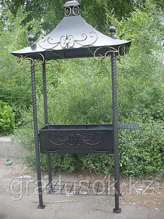 Мангал кованый, фото 2