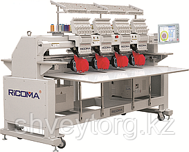 Промышленная  4-головая вышивальная машина Ricoma 1204-CНT