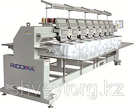 Промышленная 8-головая вышивальная машина Ricoma CHT1208
