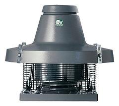 Крышные центробежные вентиляторы серии Torrette TR -ED, с горизонтальным выбросом воздуха.