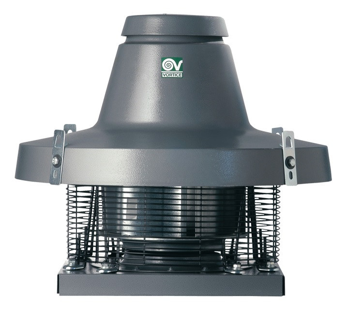 Крышный центробежный вентилятор TRT 10 ED 4P