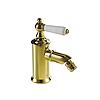 Смеситель Bravat Art F375109G для биде Золото