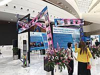 Оформление выставки в Алматы и Астане , фото 1