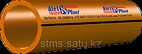 Труба ПЭ 100 40x3,5/рифл.; оранж.; ТУ 19.00 РК 40386357 ТОО-001-2005