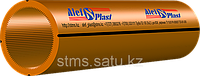 Труба ПЭ 100 110x10/рифл.; оранж.; ТУ 19.00 РК 40386357 ТОО-001-2005