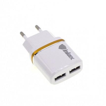 Зарядное устройство INKAX CD-11 2.1A, фото 2