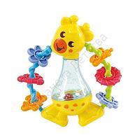 """Развивающая игрушка PlayGo """"Жираф-погремушка"""""""