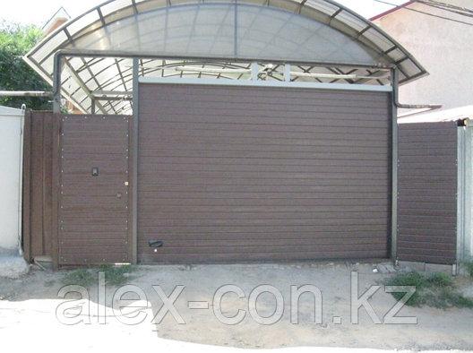 Секционные ворота Ryterna, фото 2
