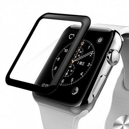 Защитное стекло 3D Apple Watch 38mm, фото 2