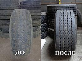 Восстановление протектора шины 385/65 R22,5 1