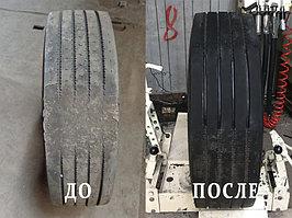 Ремонт тормозного пятака 1