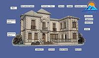 Архитектурные элементы декора! Фигурная резка пенопласта!!!