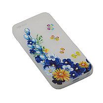 Чехол Fashion Силикон Стразы 2 Samsung S8, фото 2