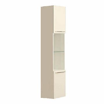 Шкаф-колонна подвесная Акватон Севилья 1A126603SEG30, белый жемчуг