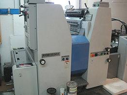 Ryobi 522 HXX, б/у 2002г - 2-х красочная печатная машина