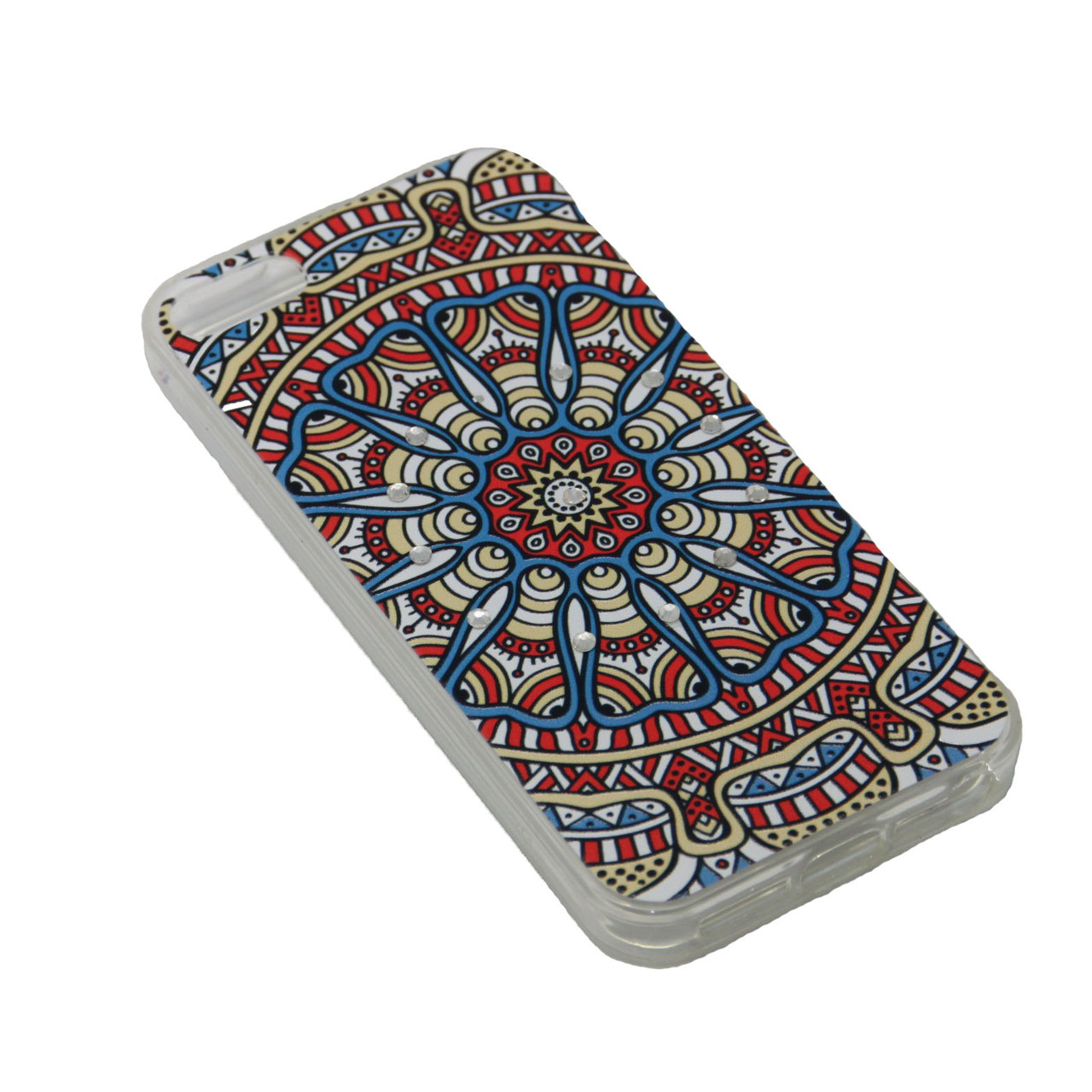 Чехол Fashion Силикон Стразы Samsung J2 Prime - фото 10