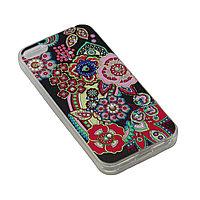 Чехол Fashion Силикон Стразы iPhone 5