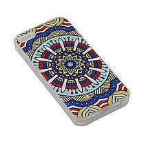 Чехол Fashion Силикон Стразы iPhone 5, фото 2