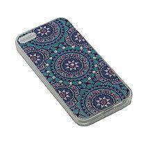 Чехол Fashion Силикон Стразы iPhone 6, фото 3