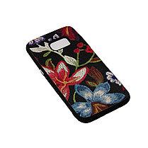 Чехол Fashion Силикон Цветы Samsung S8 Plus, фото 2
