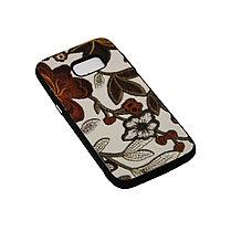 Чехол Fashion Силикон Цветы iPhone 6, фото 3
