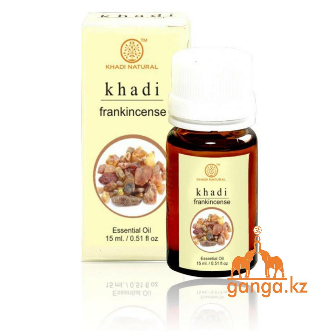 Натуральное эфирное масло Ладана (Essential Oil Frankincense KHADI), 15 мл