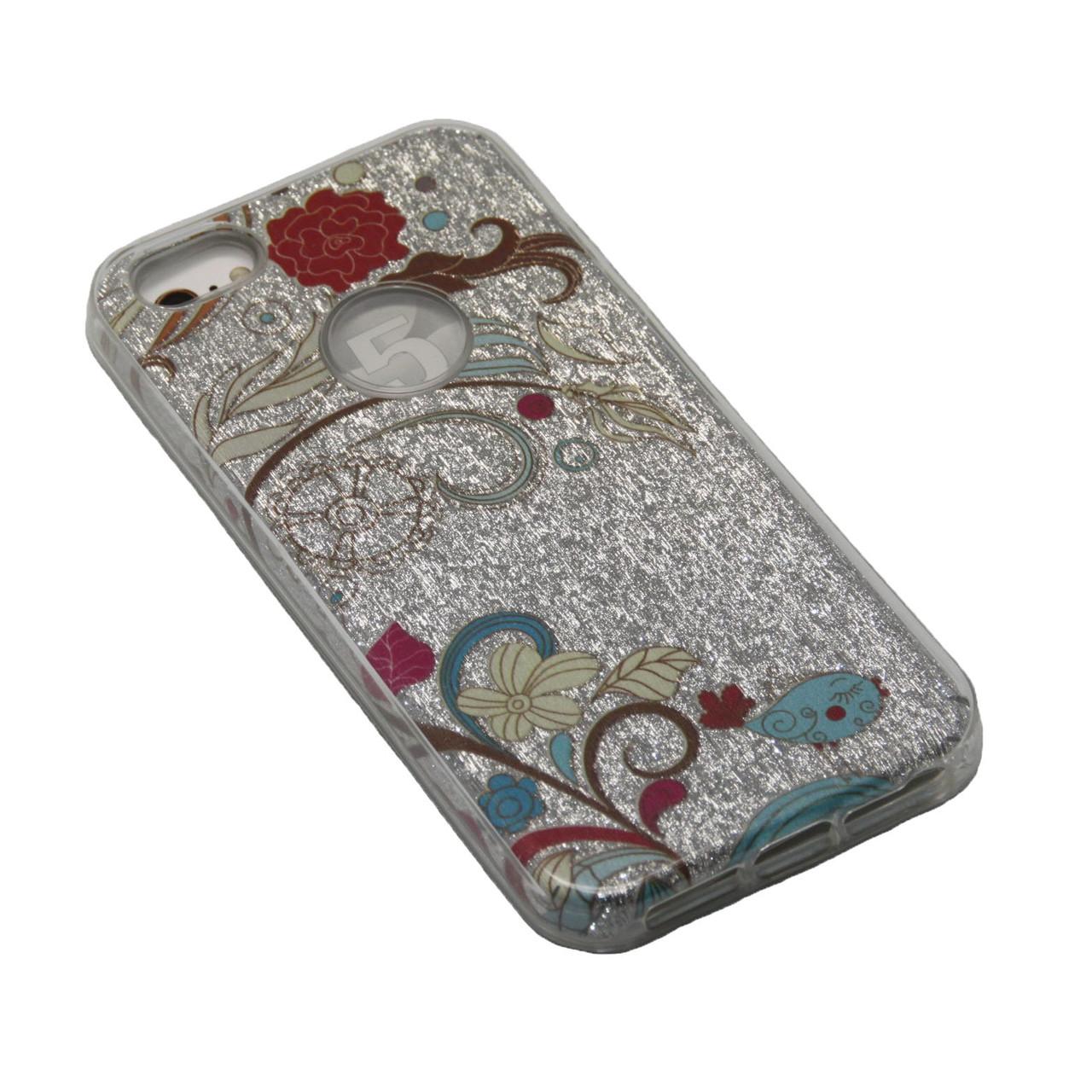 Чехол iPefet Силикон iPhone 5
