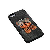 Чехол ONES с вышивкой iPhone 7 Plus, фото 3