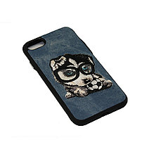 Чехол ONES с вышивкой iPhone 7, фото 2