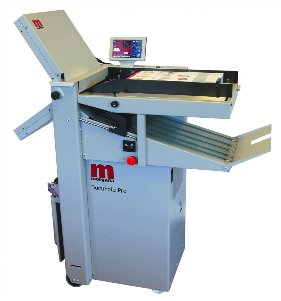 Автоматическая фальцевальная машина Morgana DocuFold Pro