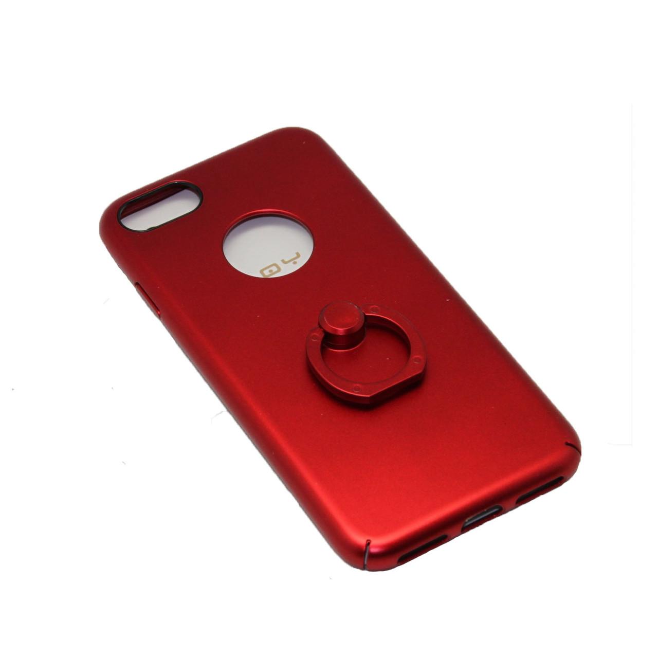 Чехол QY Yang с кольцом iPhone 7 Plus - фото 1
