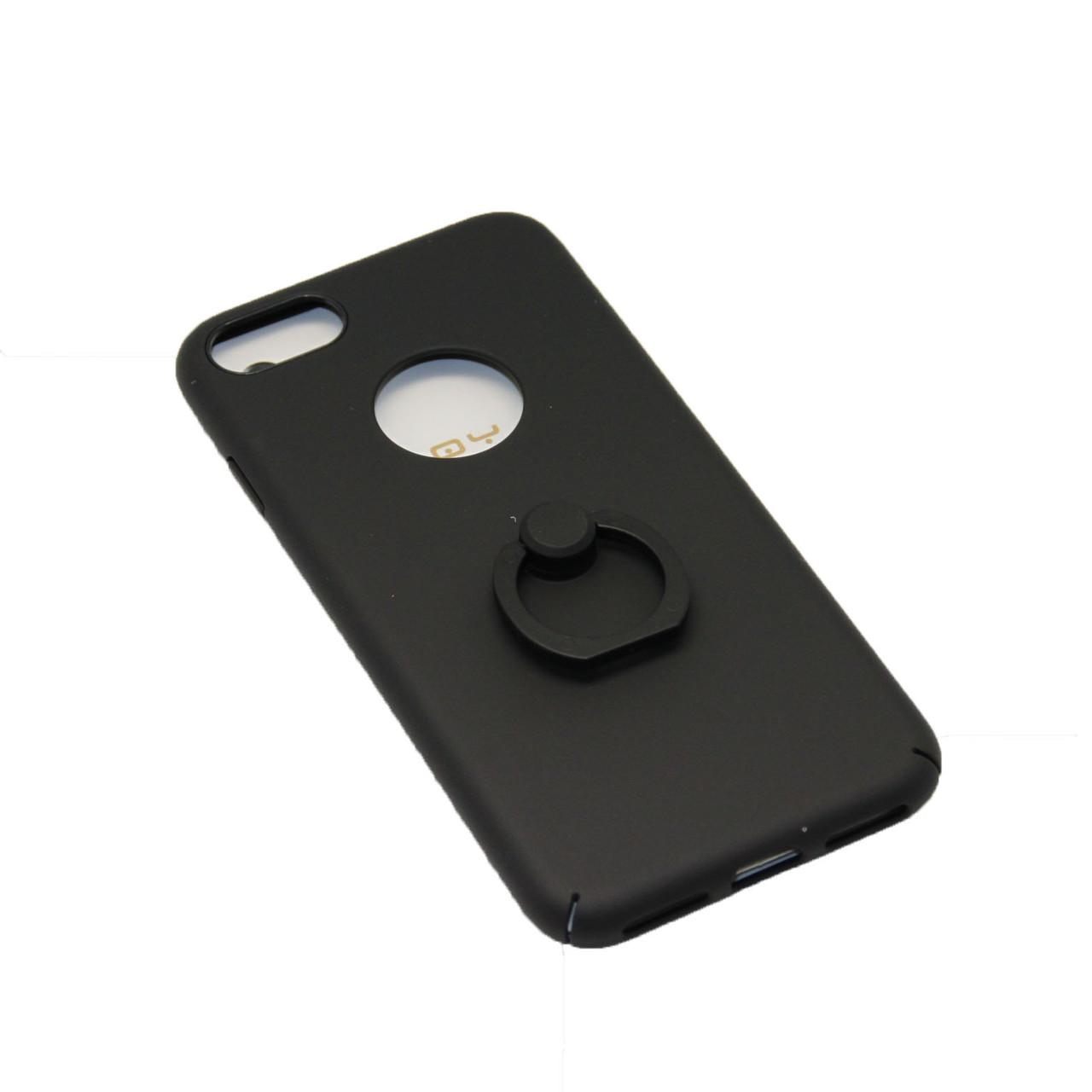 Чехол QY Yang с кольцом iPhone 7 Plus - фото 3