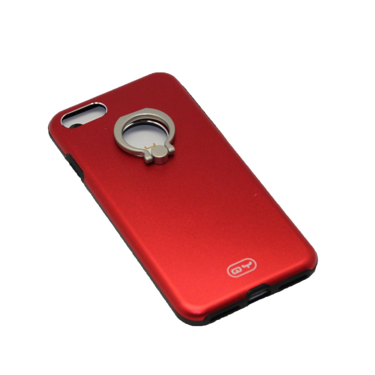 Чехол QY Yang с кольцом iPhone 7 Plus - фото 6