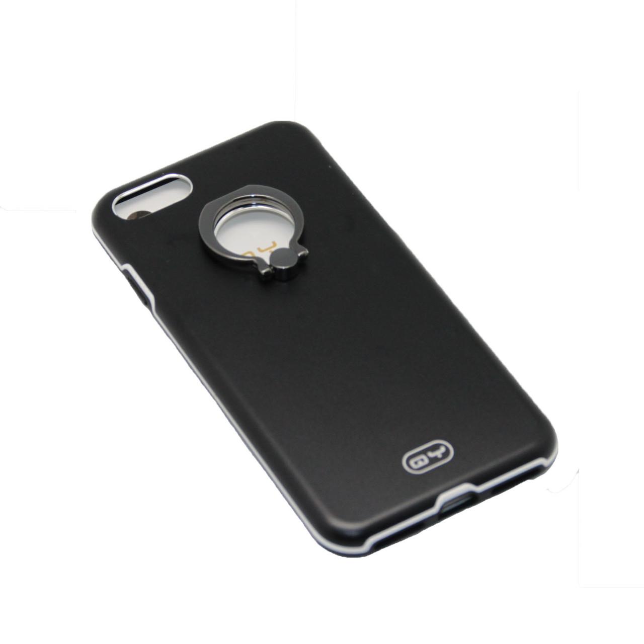 Чехол QY Yang с кольцом iPhone 7 Plus - фото 7