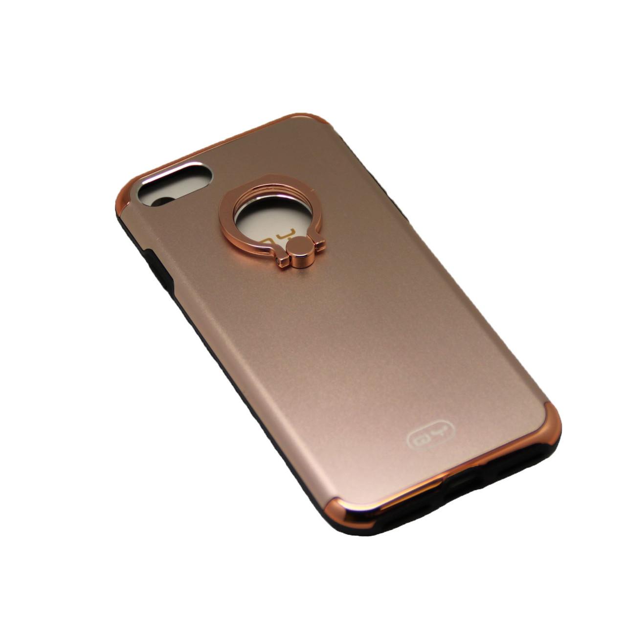 Чехол QY Yang с кольцом iPhone 7 Plus - фото 8