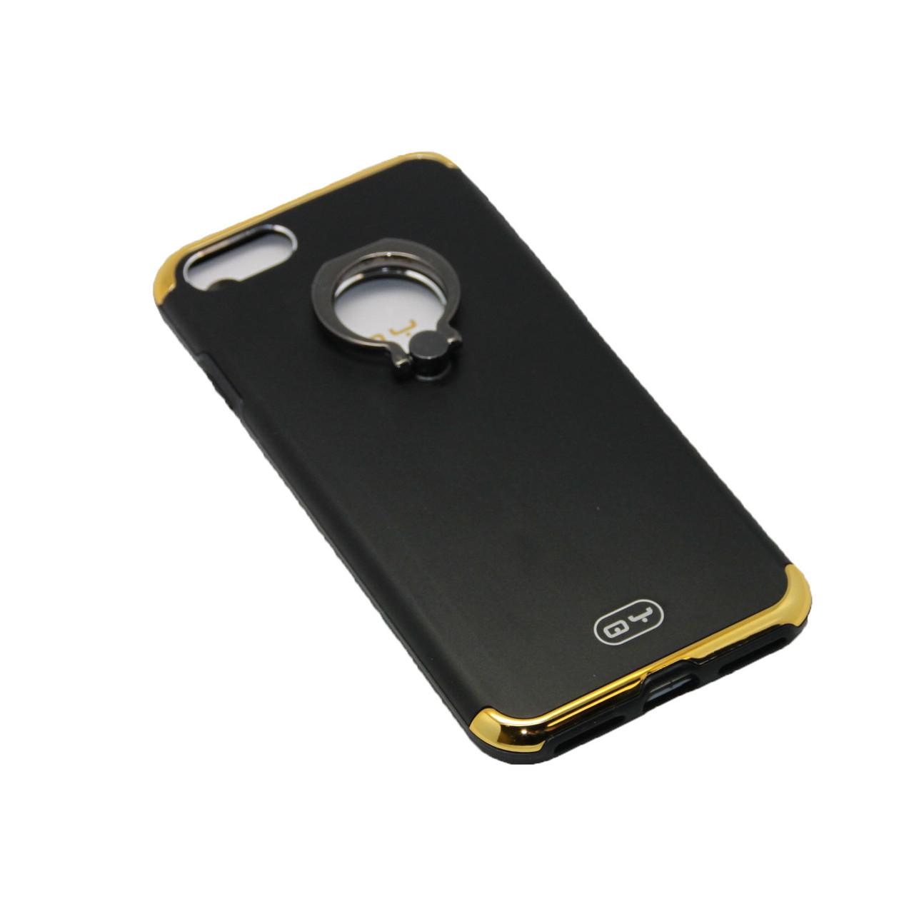 Чехол QY Yang с кольцом iPhone 7 Plus - фото 9
