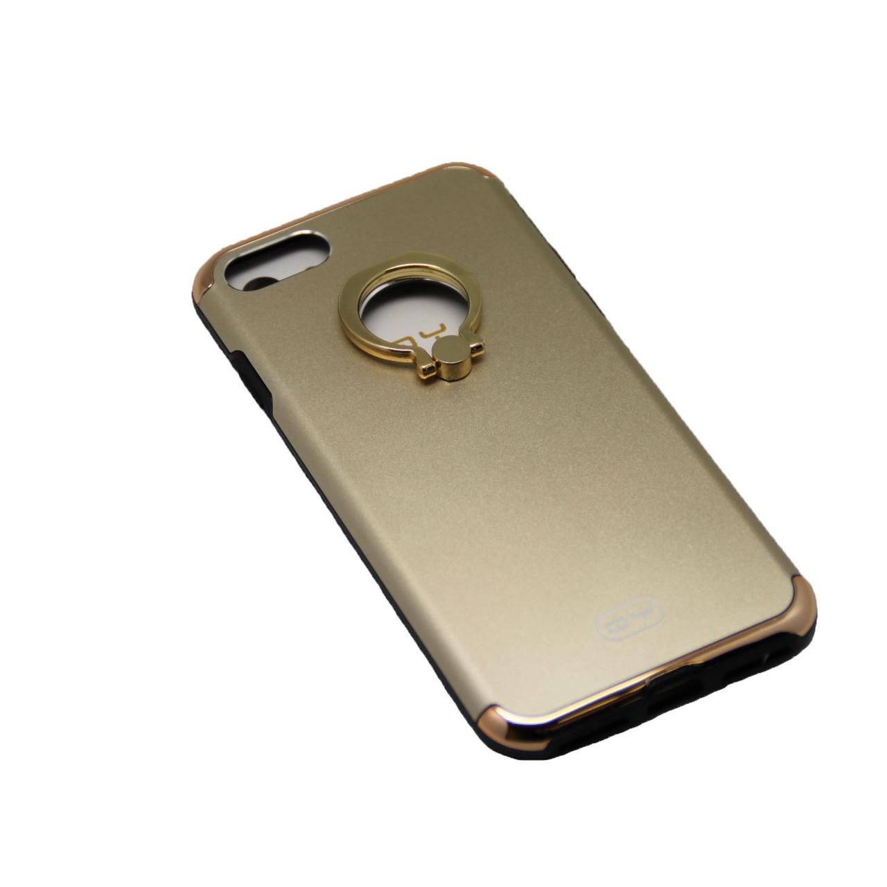 Чехол QY Yang с кольцом iPhone 7 Plus - фото 10