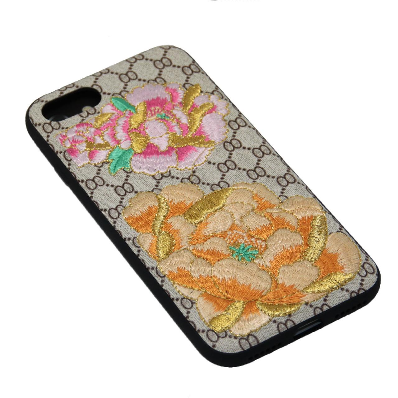 Чехол WK Embroidery iPhone 7 - фото 3