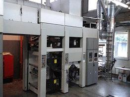 SOMA Miniflex б/у 2003г - флексопечатная машина